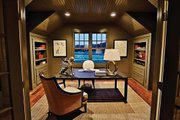 Craftsman Style House Plan - 4 Beds 5.5 Baths 3878 Sq/Ft Plan #927-5 Interior - Other