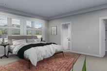 Dream House Plan - Farmhouse Interior - Master Bedroom Plan #1060-47