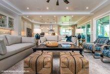 Dream House Plan - Modern Interior - Family Room Plan #930-519