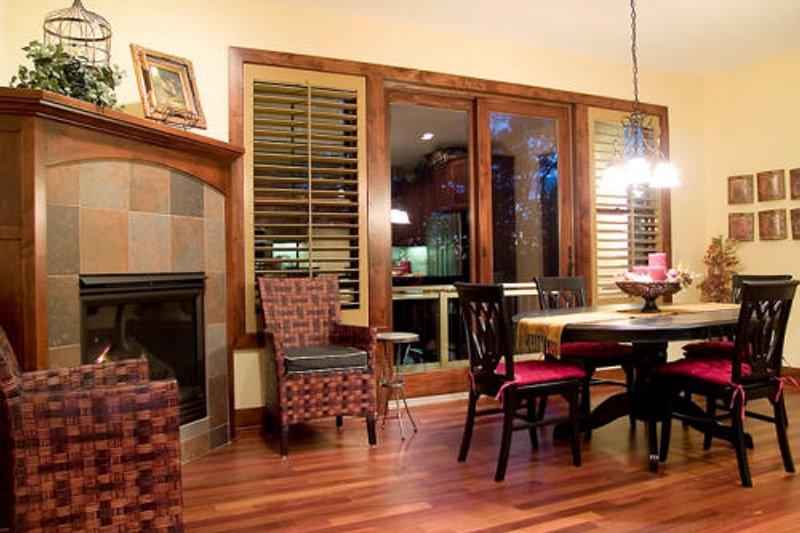 Craftsman Photo Plan #56-583 - Houseplans.com