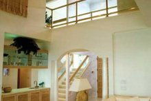 Traditional Interior - Entry Plan #930-130