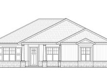 Craftsman Exterior - Front Elevation Plan #938-96