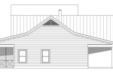 House Plan Design - Country Exterior - Other Elevation Plan #932-77