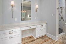 Dream House Plan - Farmhouse Interior - Master Bathroom Plan #63-430