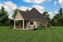 House Plan Design - European Exterior - Other Elevation Plan #48-1012
