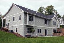 House Plan Design - Ranch Exterior - Rear Elevation Plan #928-2