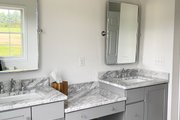 Farmhouse Style House Plan - 3 Beds 2.5 Baths 2282 Sq/Ft Plan #430-160 Interior - Master Bathroom