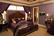 European Style House Plan - 4 Beds 3.5 Baths 4552 Sq/Ft Plan #51-547 Interior - Master Bathroom