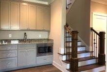 House Plan Design - Lower Level Wet Bar
