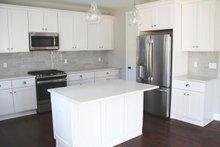 House Plan Design - Craftsman Interior - Kitchen Plan #1057-14