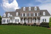 Farmhouse Style House Plan - 5 Beds 4 Baths 5450 Sq/Ft Plan #54-380