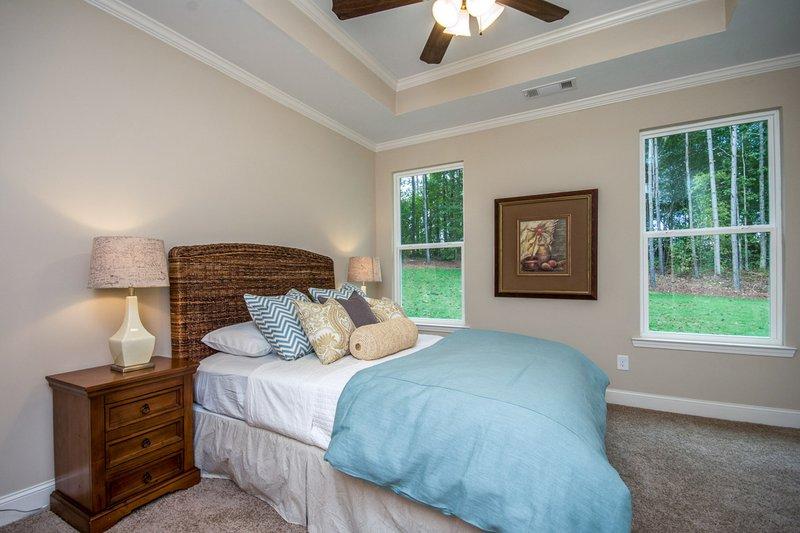 Country Interior - Master Bedroom Plan #20-2192 - Houseplans.com