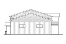 House Plan Design - Country Exterior - Other Elevation Plan #124-1178