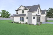 Farmhouse Style House Plan - 3 Beds 2.5 Baths 1535 Sq/Ft Plan #1070-96 Photo