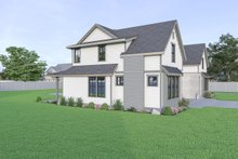 House Plan Design - Farmhouse Photo Plan #1070-96