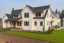 Architectural House Design - Farmhouse Photo Plan #1070-42