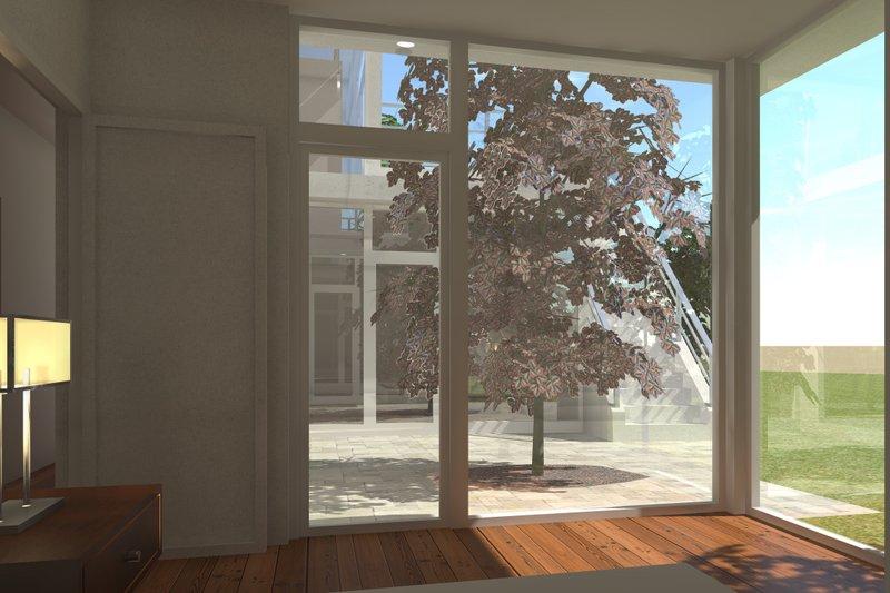 Modern Interior - Bedroom Plan #64-219 - Houseplans.com