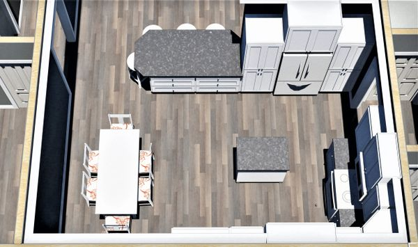Home Plan - Traditional Floor Plan - Other Floor Plan #44-236