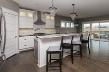 Home Plan - Kitchen/Dining Room