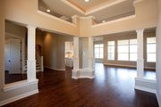 Craftsman Style House Plan - 3 Beds 3 Baths 2847 Sq/Ft Plan #120-172 Interior - Dining Room