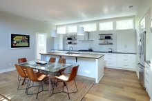 Contemporary Interior - Kitchen Plan #928-326