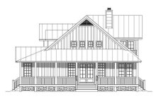 Country Exterior - Other Elevation Plan #932-268