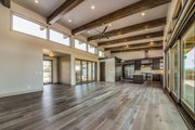 Traditional Style House Plan - 3 Beds 3.5 Baths 3338 Sq/Ft Plan #892-25 Interior - Family Room