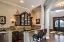 House Plan Design - Bar in Grand Salon