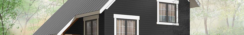 Small Cottage House Plans, Floor Plan Designs & Blueprints