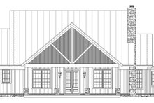 Country Exterior - Front Elevation Plan #932-144