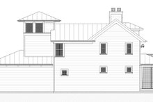 House Plan Design - Farmhouse Exterior - Other Elevation Plan #901-140
