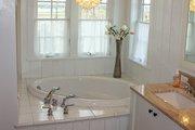 European Style House Plan - 5 Beds 4 Baths 4942 Sq/Ft Plan #1070-6 Interior - Master Bathroom