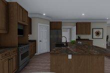 Traditional Interior - Kitchen Plan #1060-60