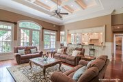 European Style House Plan - 5 Beds 4.5 Baths 5158 Sq/Ft Plan #929-479 Interior - Other