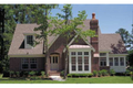 European Style House Plan - 3 Beds 2.5 Baths 1816 Sq/Ft Plan #410-169 Exterior - Front Elevation