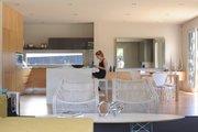 Modern Style House Plan - 4 Beds 2.5 Baths 3389 Sq/Ft Plan #496-17 Interior - Kitchen