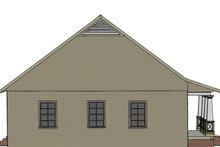 Dream House Plan - Country Exterior - Other Elevation Plan #44-188