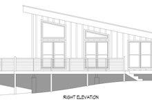 Dream House Plan - Modern Exterior - Other Elevation Plan #932-343