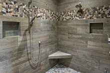 House Plan Design - Craftsman Interior - Master Bathroom Plan #929-1040