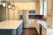Farmhouse Style House Plan - 4 Beds 4.5 Baths 4020 Sq/Ft Plan #437-92 Interior - Kitchen