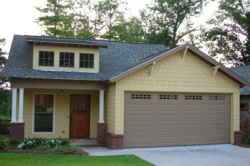 Dream House Plan - Cottage Exterior - Front Elevation Plan #430-25