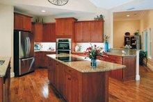 Dream House Plan - Traditional Interior - Kitchen Plan #56-541