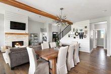 Farmhouse Interior - Dining Room Plan #1070-10