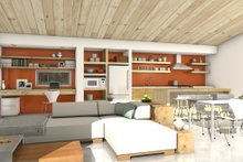 Modern Interior - Other Plan #497-57