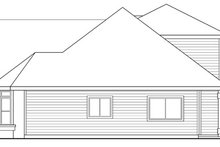 Mediterranean Exterior - Other Elevation Plan #124-449