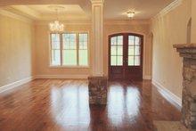Dream House Plan - European Interior - Dining Room Plan #437-58