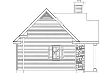 Dream House Plan - Cottage Exterior - Other Elevation Plan #22-594