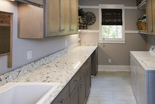 House Plan Design - Craftsman Interior - Laundry Plan #929-24