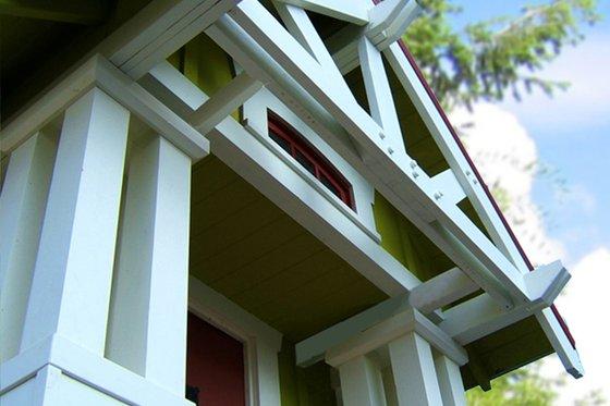 Cottage Exterior - Other Elevation Plan #896-3