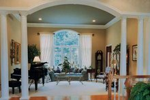 House Design - Traditional Interior - Family Room Plan #46-102
